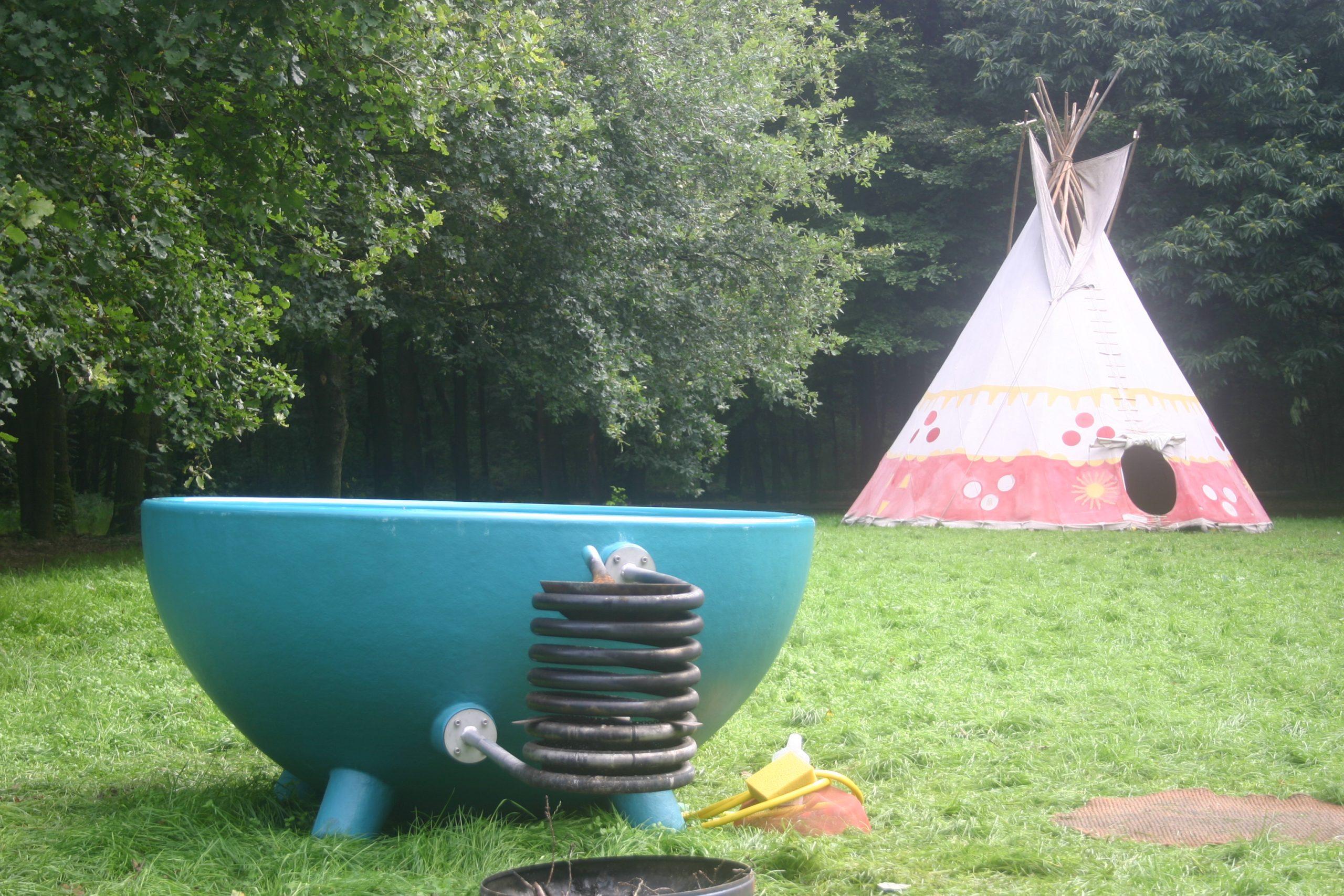 Hot Tub huren bij Bosjuweel