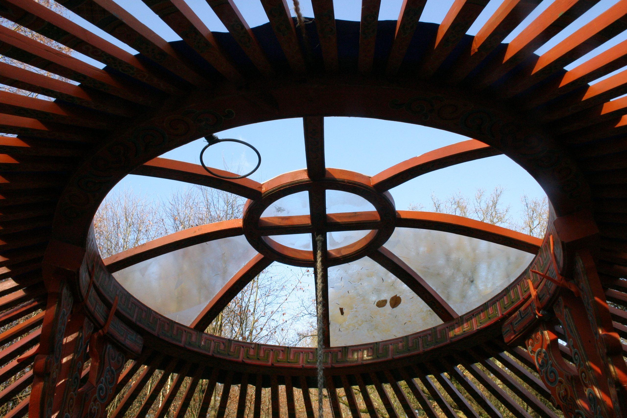 yurt huren Bosjuweel